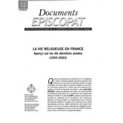 La vie religieuse en France