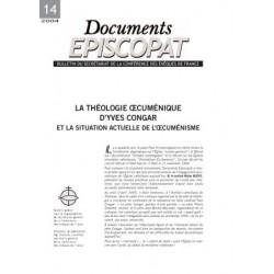 La théologie oeucuménique d'Yves Congar