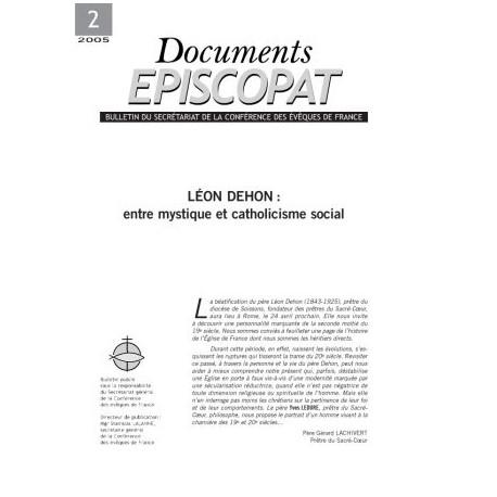 Léon Dehon: Entre mystique et catholicisme social
