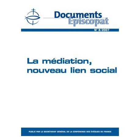 La médiation, nouveau lien social
