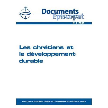 Les chrétiens et le développement durable