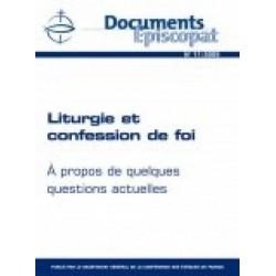 Liturgie et confession de foi