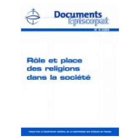Rôle et place des religions dans la société