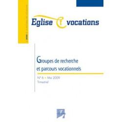 Groupes recherche et parcours vocationnels