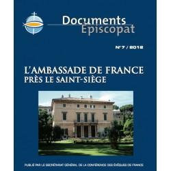 L'ambassade de France près le Saint-Siège