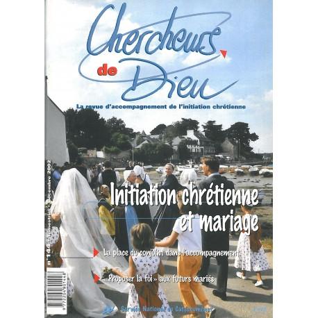 Initiation chrétienne et mariage