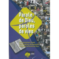 Parole de Dieu, paroles de vies