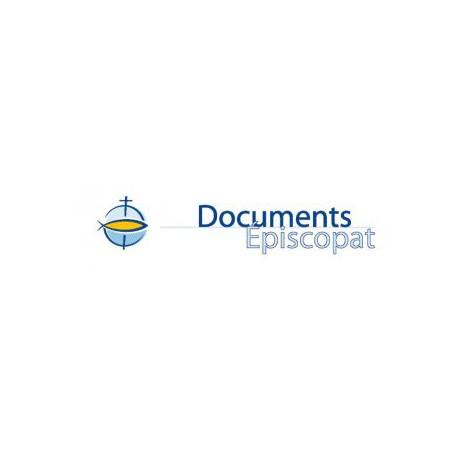 """Abonnement  revue """"Documents épiscopat"""""""