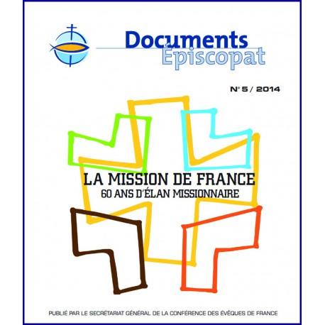 La Mission de France  60 ans d'élan missionnaire