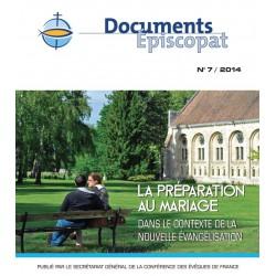 La préparation au mariage dans le contexte de la nouvelle évangélisation