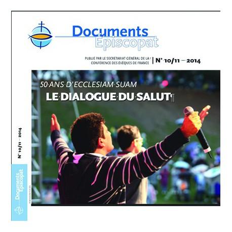 Le dialogue du Salut - 50 ans d'Ecclesiam suam