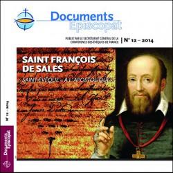 """Saint François de Sales, saint évêque """"à l'apostolique"""""""