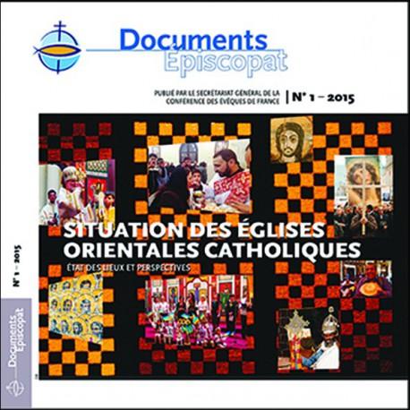 Situation des Eglises Orientales catholiques