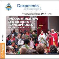 Les communautés catholiques francophones, une réalité humaine et ecclésiale