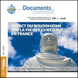 Impact du bouddhisme sur la vie des chrétiens en France
