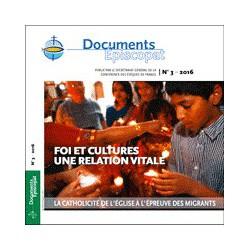 Foi et Cultures - Une relation vitale-La catholicité de l'Eglise à l'épreuve des migrants