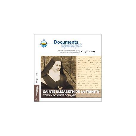 Sainte Elisabeth de la Trinité, témoin éclatant de la joie