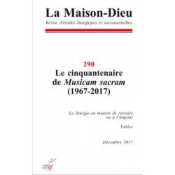 Le cinquantenaire de Musicam Sacram (1967-2017)