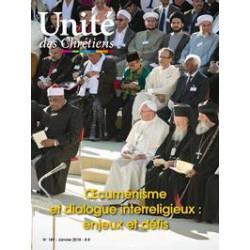 Œcuménisme et dialogue interreligieux : enjeux et défis