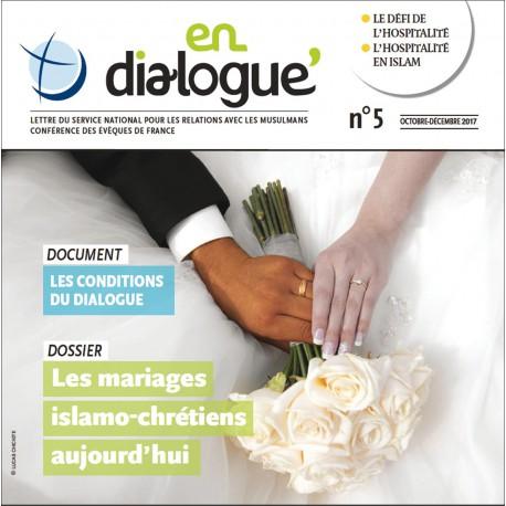 Les mariages islamo-chrétiens aujourd'hui