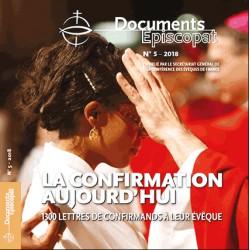 La confirmation aujourd'hui- 1300 lettres de confirmands à leur évêque