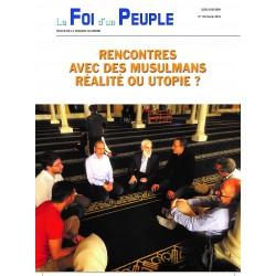 Rencontres avec des musulmans : réalité ou utopie ?
