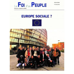 Europe sociale ?