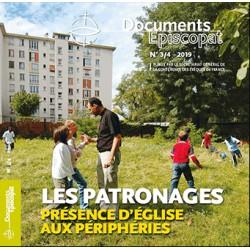 LES PATRONAGE PRÉSENCE D'ÉGLISE AUX PÉRIPHÉRIES