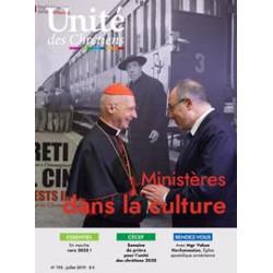 Ministères dans la culture