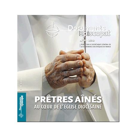 Prêtres aînés au coeur de l'Eglise diocésaine