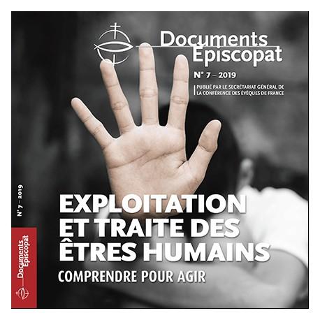 Exploitation et traite des êtres humains - Comprendre pour agir