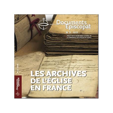 Les archives de l'Eglise en France