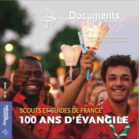 Scouts et Guides de France - 100 ans d'Evangile