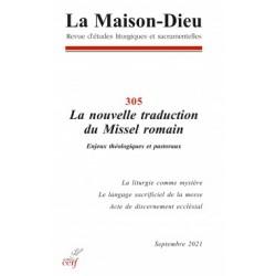La nouvelle traduction du Missel romain - enjeux liturgiques et pastoraux